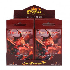 Fire Dragon Incense Cones