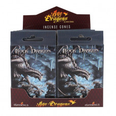 Rock Dragon Incense Cones