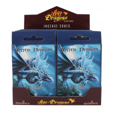 Water Dragon Incense Cones