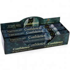 Confidence Spell Incense by Lisa Parker