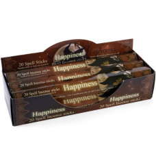 Happiness Spell Incense by Lisa Parker