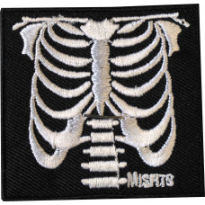 Misfits Embroidered Patch