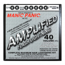 Manic Panic Flash Lightning™ Bleach Kit (40 Volume Cream Developer)