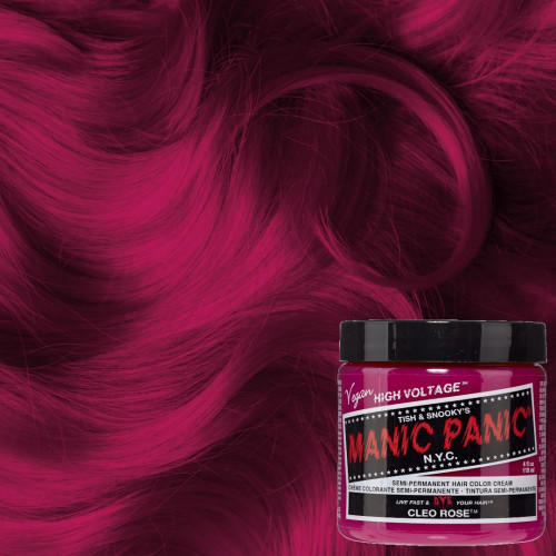 Cleo Rose - High Voltage® Classic Hair Color (118ml)