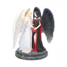 Dark and Light Angels (24.5cm)