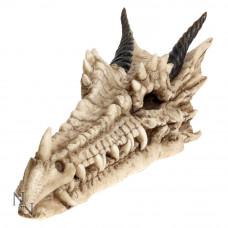 Draco Skull Incense Holder (24cm)