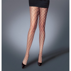 Lurex Whale Net Tights