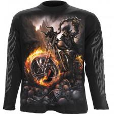 Wheels of Fire - Long-sleeved T-Shirt
